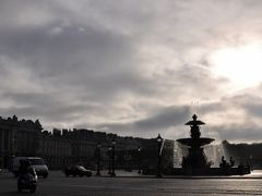 9月のパリ - PSGvsモナコ観戦と市内観光