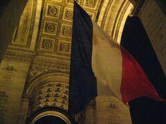 鉄道でフランス周遊+ちょこっと英瑞 13日間の旅 Day 1-2 ~凱旋門からエッフェル塔見て、ヴェルサイユを歩きまわり、ムーランルージュで居眠り~