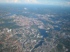 2013夏スウェーデン手工芸と自然を楽しむ旅行1