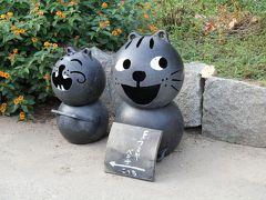 秋の瀬戸内、芸術祭をめぐる島旅(第1日目 西の3島:本島、高見島、粟島)