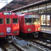 2013年9月名古屋鉄道全線乗りつぶし5(常滑線・空港線・築港線)