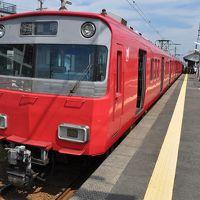 2013年9月名古屋鉄道全線乗りつぶし7(津島線・尾西線)