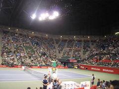 楽天オープンテニス2013 & 東京観光 (1)