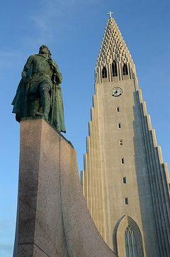 ★秋のアイスランド車旅(1) ?コペンハーゲンからレイキャビク到着