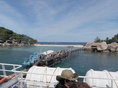 2013ふたたびタオ島へNo3(2日目タオ島へ移動)