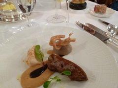 秋の信州 上高地と別所温泉の旅♪ Vol8(第1日目夜) ☆上高地帝国ホテルの「The Dining Room」で優雅なフランス料理♪