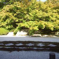 秋というより残暑の京都、自転車(ときどき歩き)でGO!