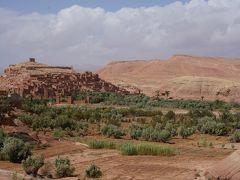 モロッコ【モロッコ2-ワルザザード】