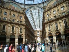 イタリア~コート・ダジュールの旅 #2 - ミラノ街歩き
