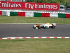 2013年 F1日本GP鈴鹿とエクシブ鳥羽 娘との2人旅