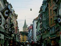 Happy Wedding スイスの結婚式へ vol.1 第三の故郷チューリッヒ 思い出の散策