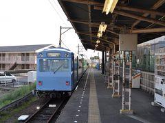 2013年10月近鉄全線乗りつぶし2(内部・八王子線)