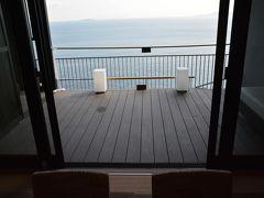 東急ハーヴェストクラブ熱海伊豆山の3回目の宿泊は 露天風呂付のVIALA 2013年10月