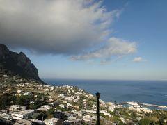初ヨーロッパ!南イタリア・シチリア島8日間の旅vol.2 2日目 ナポリから青の洞窟まで