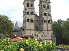 コブレンツ_Koblenz かつての河川交通の要所!父なる川と母なる川が合流する場所