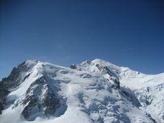 鉄道でフランス周遊+ちょこっと英瑞 13日間の旅 Day 7-8 ~フレンチモンブランの雪景色を堪能する~