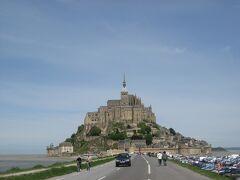 鉄道でフランス周遊+ちょこっと英瑞 13日間の旅 Day 10 ~再びパリ、そしてあこがれのモンサンミッシェルへ~