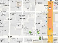 京都探訪 烏丸御池 街歩き編