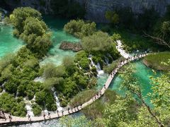 ヨーロッパの絶景を求めて一人旅☆クロアチア・スプリットからプリトヴィッツェへバス移動~美しすぎる!プリトヴィッツェ湖群国立公園~