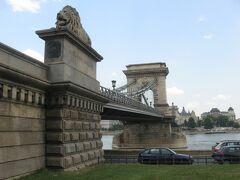 2013年夏ドイツ・オーストリア・ハンガリー弾丸周遊(その5 ブダペスト1日目(地下鉄~くさり橋~王宮))