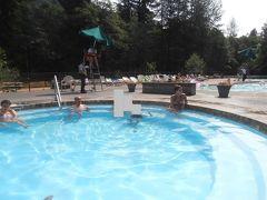 ワシントン州、オリンピック半島周遊2週間 ⑦Sol Duc Hot Springsとその周辺
