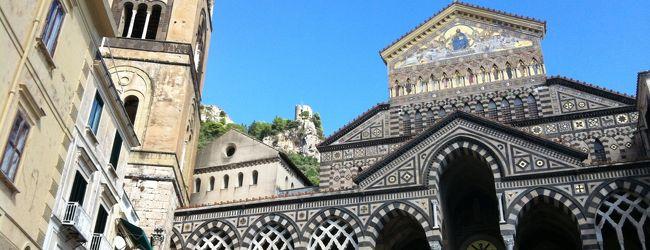 南イタリアの旅 8 宝石箱のような街アマ...