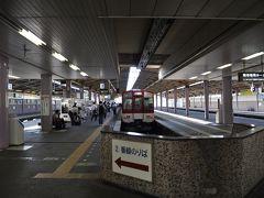 2013年10月近鉄全線乗りつぶし11(橿原線・京都線・天理線)