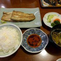 01.美味しいお魚を食べる伊東1泊 うなぎのまといの昼食