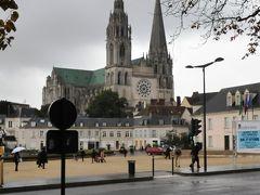 フランス旅行 その5(シャルトル大聖堂)