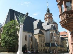 ドイツ東部の魅力満喫(18)―★ライプチヒ①ニコライ教会、トーマス教会