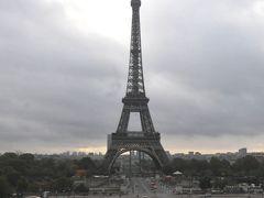 フランス旅行 その6(パリ観光1日目)