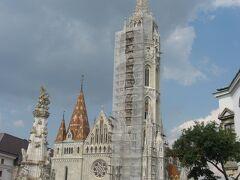 2013年夏ドイツ・オーストリア・ハンガリー弾丸周遊(その6 ブダペスト1日目(王宮の丘散策~国会議事堂))