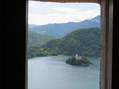 ヨーロッパの絶景を求めて一人旅☆スロヴェニア・リュブリャナからブレッドへ~「アルプスの瞳」ブレッド湖と絶品クレームシュニテ~