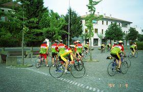 イタリア自転車縦断