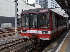 2013年11月南東北・北関東鉄道旅行7(鹿島臨海鉄道)