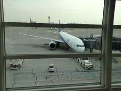 中央アジアへ行く途中に韓国立ち寄り