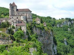 フランスをL字に縦断〔16〕断崖に立つサン・シル・ラポピーは花に彩られた街