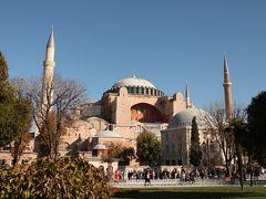 2013秋のイスタンブール2泊3日★2
