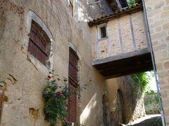 フランスをL字に縦断〔17〕フィジャックの旧市街は生きている