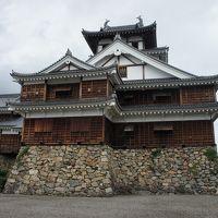 福知山から京都市内へ(一日目)〜明智光秀ゆかりの福知山は鉄道の街、洪水の街でもありました〜