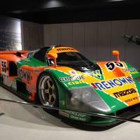 広島県訪問記 「マツダミュージアムに行ってきました。」 マツダ本社工場内にある小さな自動車博物館