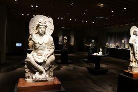 東京国立博物館(東洋館①)~中国の仏像、インド・ガンダーラの彫刻他