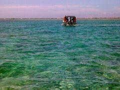 果てしなく青い海ー沖縄 二日目 2013年11月