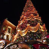 週末大阪3★ユニバーサル・ワンダー・クリスマス@USJ!