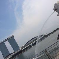 2泊5日シンガポールの旅