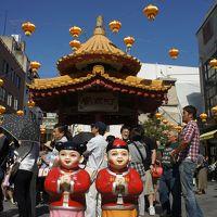 福知山から京都市内へ+α(四日目・完)〜三宮周辺の街歩きと有馬温泉でまったり〜
