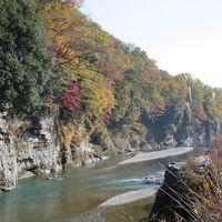 長瀞川下り~ハイキング