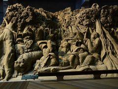 雨の三徳山・砂丘のあとは砂の美術館 にわかツアコン奮闘記  2013年秋