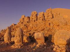 東トルコ旅行(7)ネムルート山の日の出