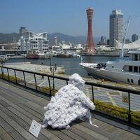 法事のため帰省、久しぶりに神戸の街を歩きました
